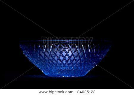 Blue Salad-bowl