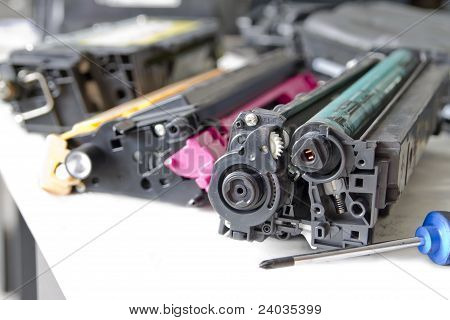 Laser Toner Cartridge Service