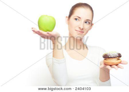 Apple Vs Cake