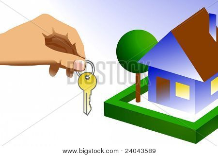 Casa chaves, real estate, realty, segurança