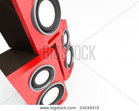 speaker, loudspeaker, woofer, speakerbox, subwoofer