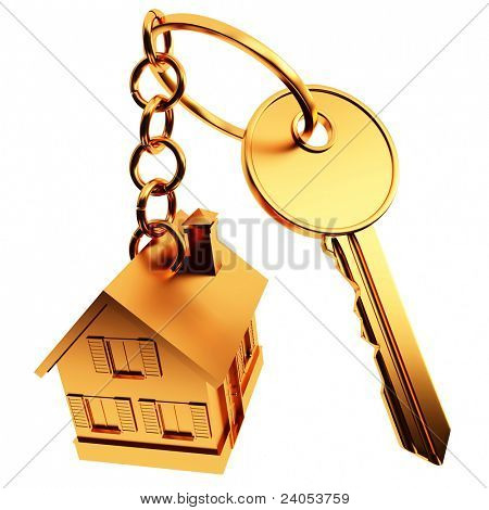 Key with home