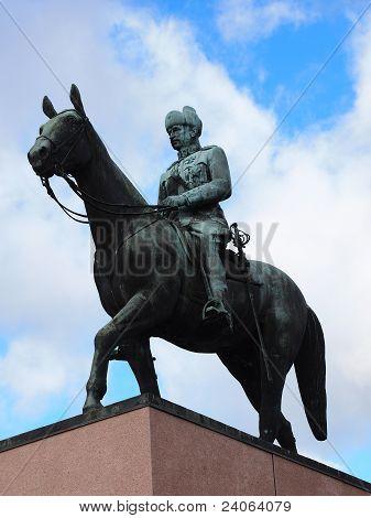 Statue of Mannerheim