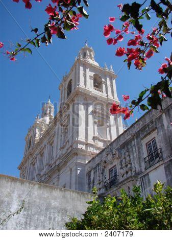 Igreja De Sao Vicente De Fora In Lisbon