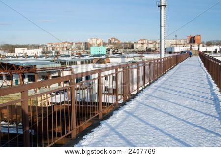 Bridge Over Railroad