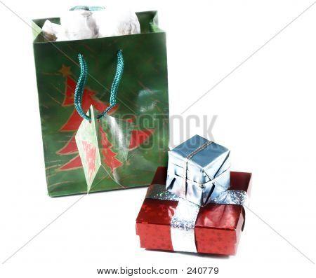 Geschenk Bag, Geschenke