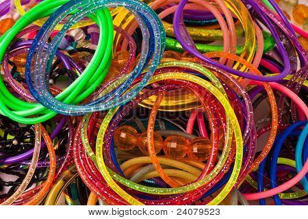 Bracelets Pile