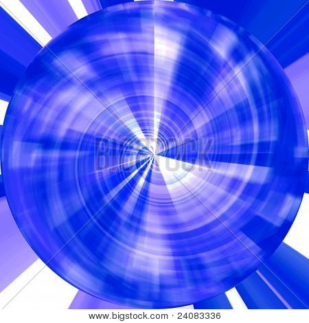 Abstract rotating background (texture)