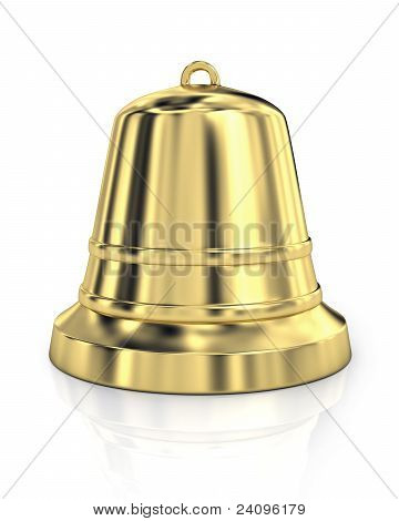 Shiny Golden Bell