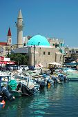 Old Akko Harbor- City Of Crusaders, Popular Tourist Place In Israel