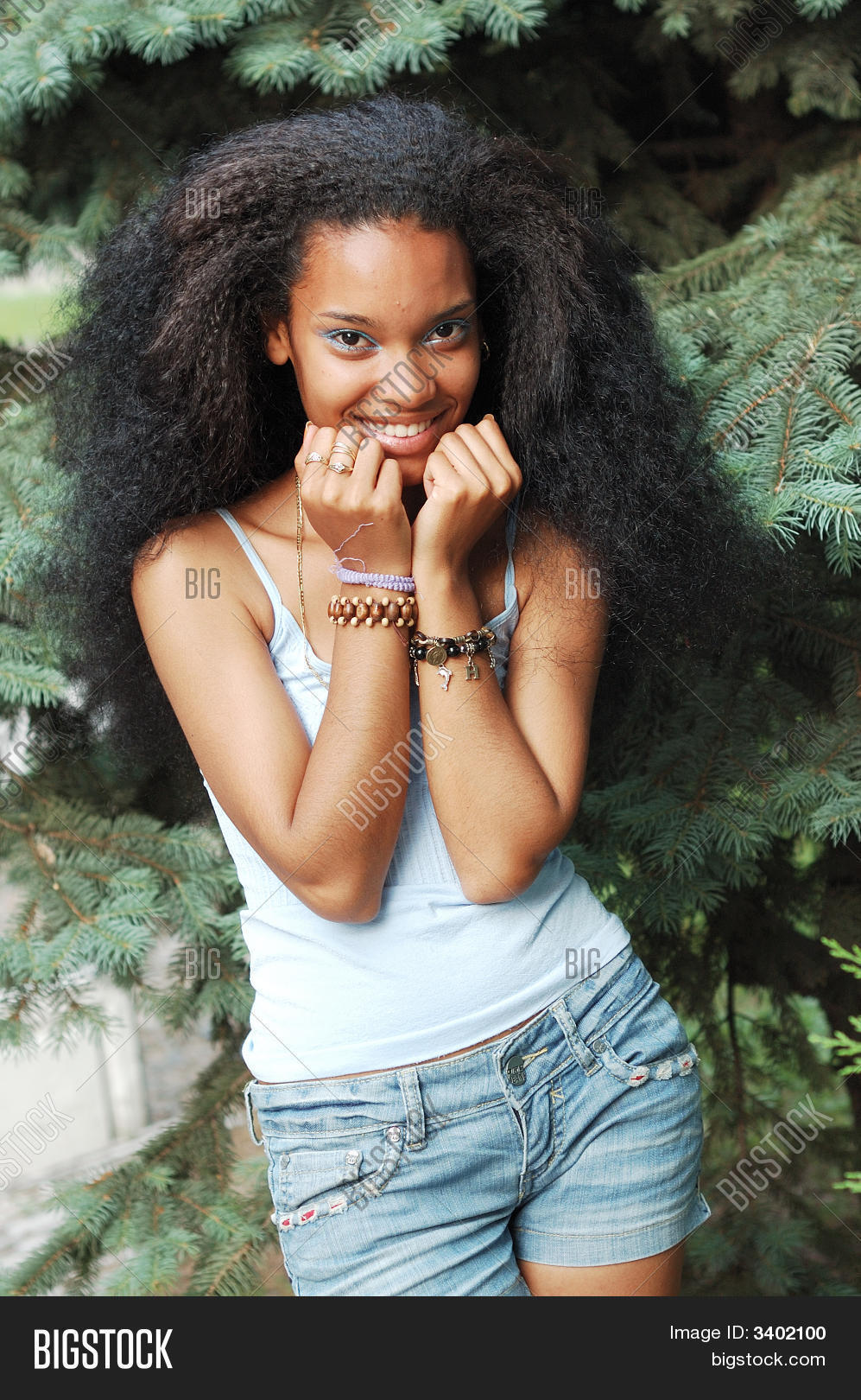 Black african girls pictures