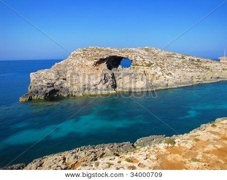 The Blue Lagoon - Malta