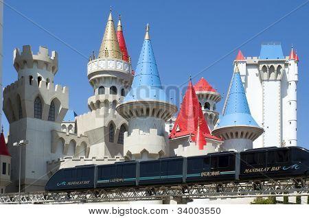 Las Vegas, Nevada -  Excalibur Hotel And Casino