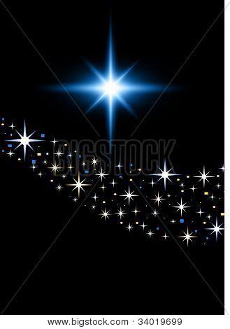 Stars in the night sky esp10