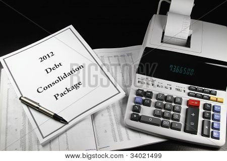 2012 Debt Consolidation Package