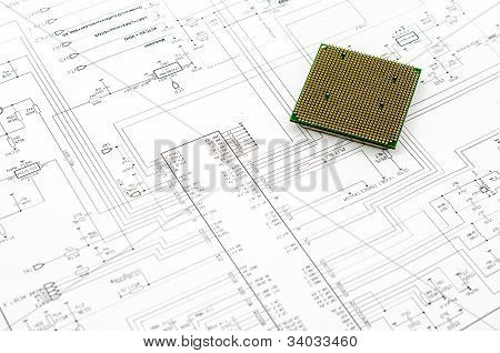 Integrated Micro Electronics Component