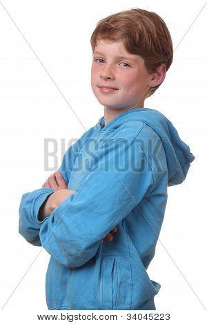 Confident Boy