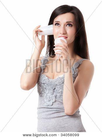 The Tin Phone
