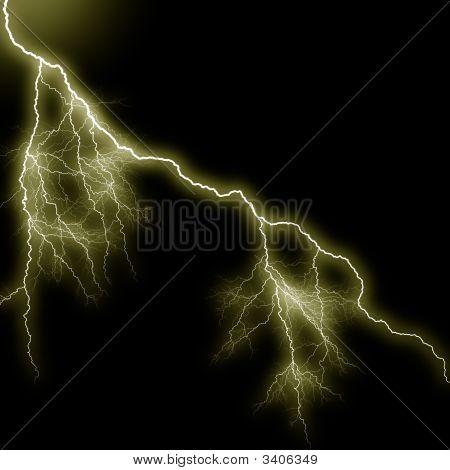 Branch Of Thunderstorm.