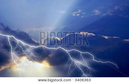 Thunder Is Celestial.