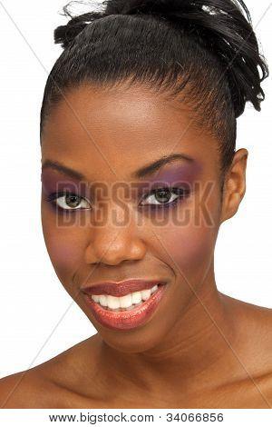 Beautiful Young Woman, Headshot (3)