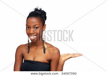 Beautiful Young Woman, Hostess (4)