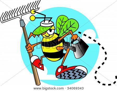 Bee Gardener