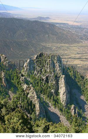 New Mexico Mountain View