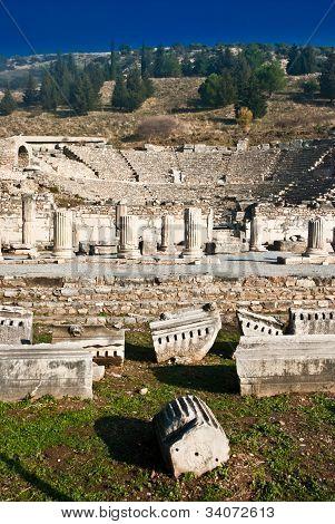 Ephesus Amphitheatre