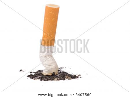 Cigarette Isolated