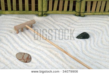 Traditional Zen Garden