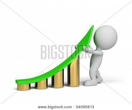 3D Person - Statistics Improvement