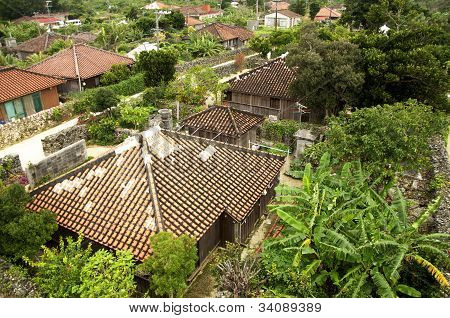 Okinawa Houses