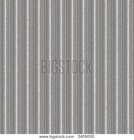 Shiny Zinc Sheets