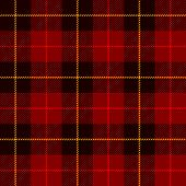 stock photo of tartan plaid  - Tartan - JPG