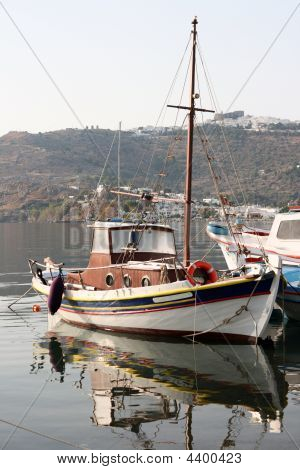 Reflections At Patmos