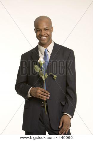 Smiling Romantic Soul