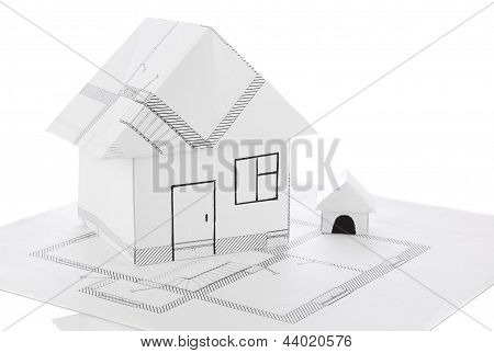 House Origami Draft