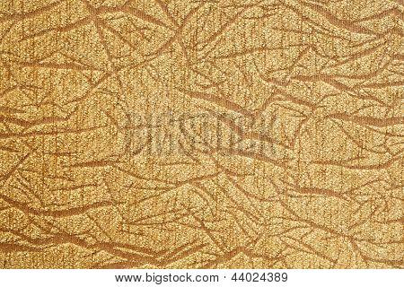 Textura do pano de ouro