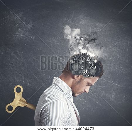 Concepto de estrés