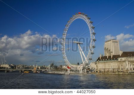 Eye In London