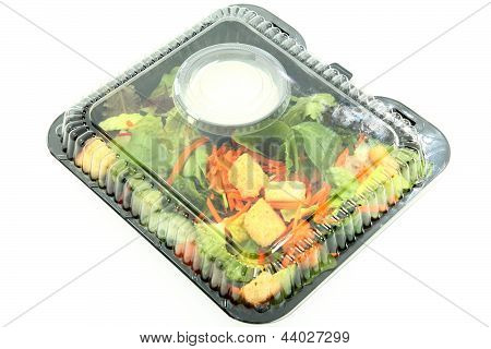 Pre-packaged Salad