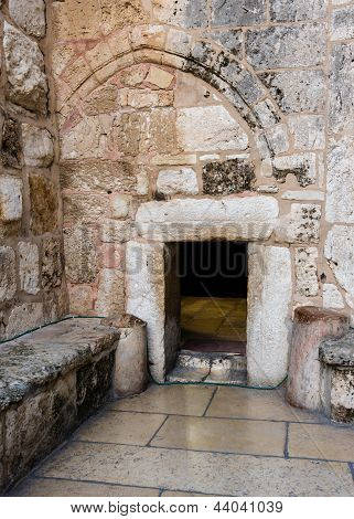 Holy Church Of The Nativity, Bethlehem, Israel
