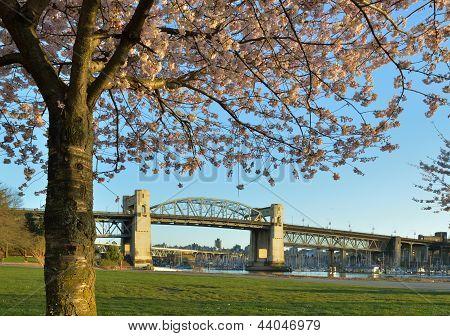 Vancouver's Historic Burrard Bridge