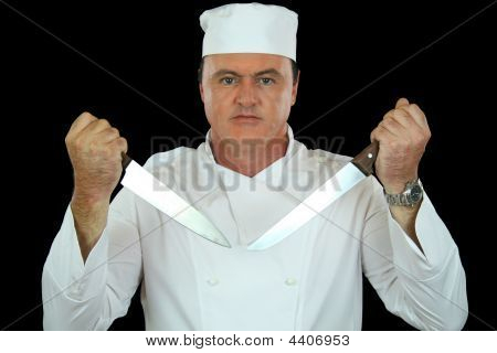 Knife Chef