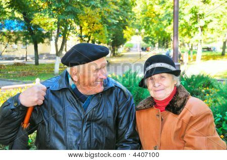 Fortunate Couple