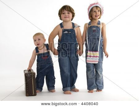 Traveling Trio
