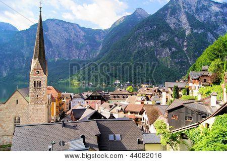 Austrian village