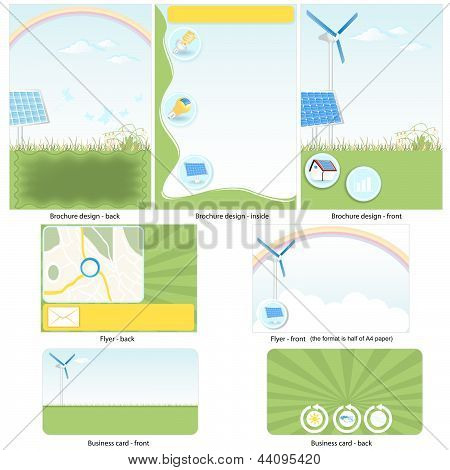 Green Technology Template