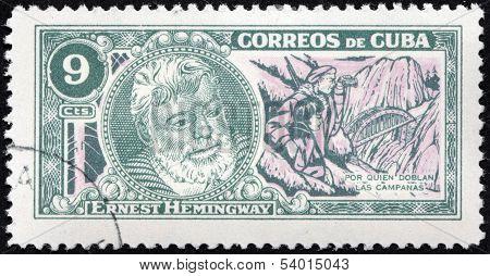 Hemingway Stamp